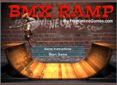 Bmx rampe