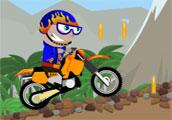 Barny le motard