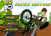 Ben10 Motocross Bicycle