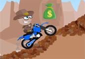 Cow Boy Biker