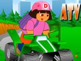 Jouez  Dora ATV