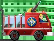 Jouez  Camion Pompier