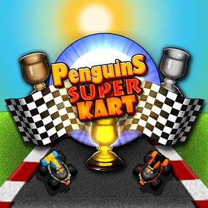 Kart Penguin