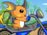 Jouez  Pokemon moto
