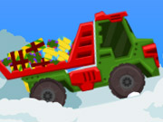 Santa truck