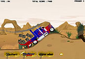 Jouez  Camion de Transformers